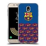 Head Case Designs Oficial FC Barcelona Logo y Estampado 2019/20 Forca Barca Carcasa de Gel...