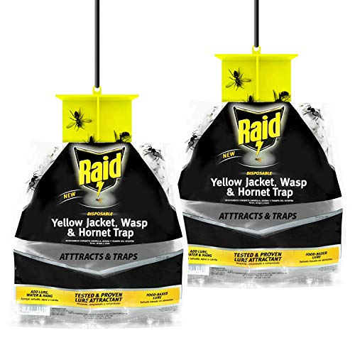 Raid WASPBAGRAID Wasp Bag, Black