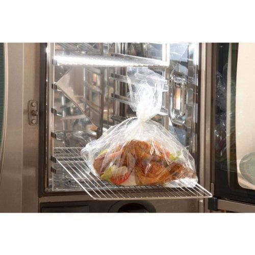 Bolsas para cocinar en el horno tradicional y microondas (10 partidas, es decir, 50 bolsas)