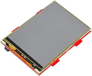 QinMei Zhou 3.5' TFT Touch Screen 320 * 480 Ultra HD LCD Display for Raspberry Pi
