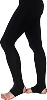 AceAcr Mens Boys Ballet Tights Knit Soft Gymnastic Dance Pants