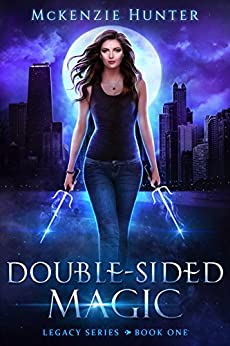 Double-Sided Magic (Legacy Series Book 1) by [McKenzie Hunter]