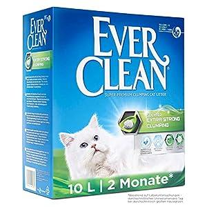 Ever Clean Katzenstreu, mit Duft, verklumpt, Stärke Extra Strong, 10l 1