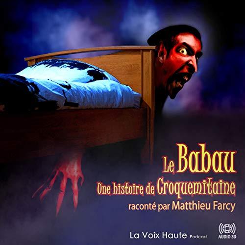 Couverture de Le Babau, une histoire de Croquemitaine