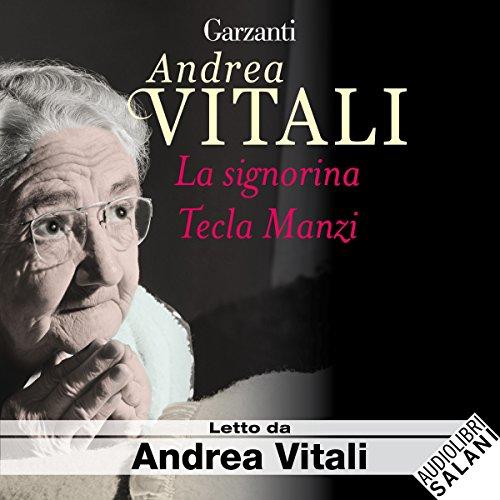 La signorina Tecla Manzi copertina