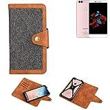 K-S-Trade® Handy-Hülle Für Bluboo Dual Schutz-Hülle