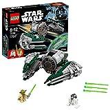 Lego Star Wars-75168 EDI Starfighter de Yoda (75168)
