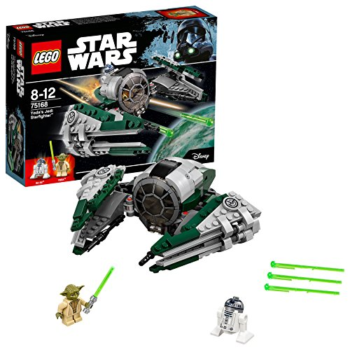 LEGO STAR WARS - Jedi Starfighter de Yoda (75168