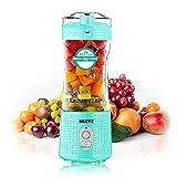Portable Blender Juicer Cup, Travel Blender Bottles with USB Rechargeable for...