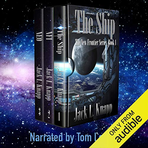 The New Frontiers Series Boxed Set: The Ship, NFI, and NEO