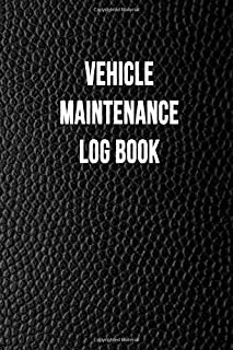 vehicle registration log book