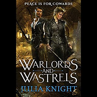 Warlords and Wastrels audiobook cover art