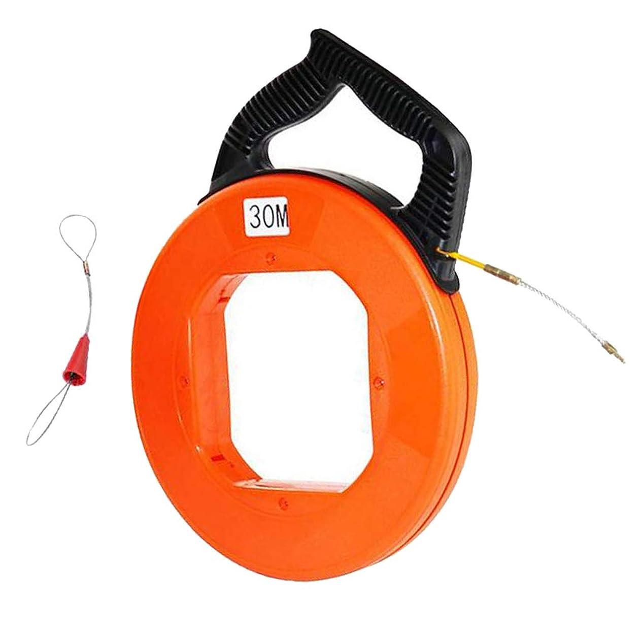 ブランドマトロンバイオリンyotijar グラスファイバー魚テープツール4 Mm Diaダクトチップポータブル水路引き手