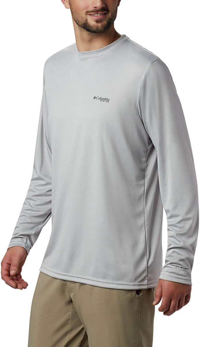 Columbia Men's Terminal Tackle PFG State Triangle LS