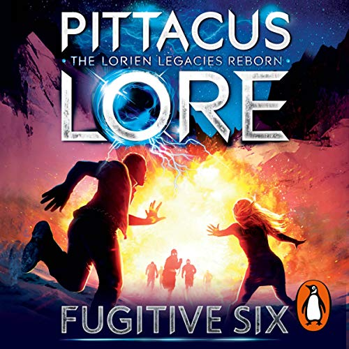 Fugitive Six cover art