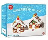 Create-A-Treat E-Z Gingerbread Village Kit Value Pack, 11 oz, Includes 2 Full Kits