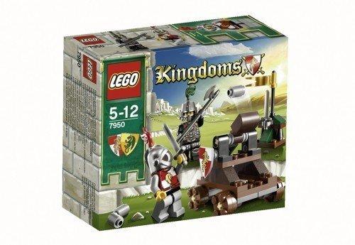 LEGO Kingdoms 7950 - Duell der Ritter