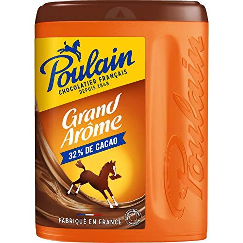 Poulain Grand Deckenleuchte French Heiße Schokolade Kakao Pulver Jumbo-Box–28,2oz