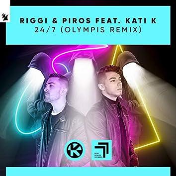 24/7 (Olympis Remix)