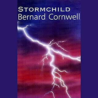 Stormchild audiobook cover art