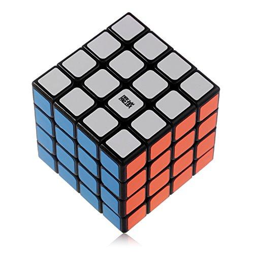 moyu AoSu 4X4X4 Geschwindigkeit Magic Cube Glatte Drehen Schnelle 3D Puzzles Klassische Spielzeug Lernen Bildung für Erwachsene oder Kinder (4X4X4)