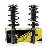 OREDY Front Strut Coil Spring Assembly Complete Struts Assembly Kit Compatible with Corolla 2003 2004 2005 2006 2007 2008 11751 11752 172114 172115 SR4068 SR4069 Shock Struts Assembly