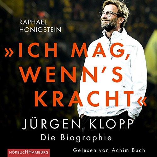 """Ich mag, wenn's kracht"" audiobook cover art"
