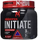 Cytosport Monster Initiate Nutritional Drink, Pre Workout Powder, Grape Flavored, 600 Gram (30 Servings)