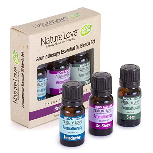 Nature Love Oil Blend, Relax and Unwind