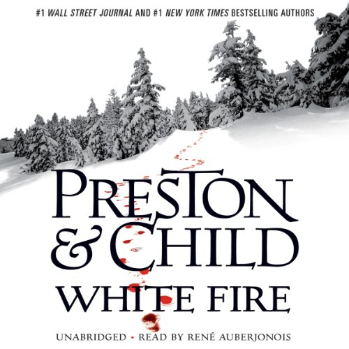 White Fire  By  cover art