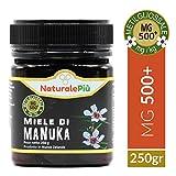 Miel de Manuka 500+ MGO 250 gr   Produit en Nouvelle-Zélande. Actif et brut, 100 %...