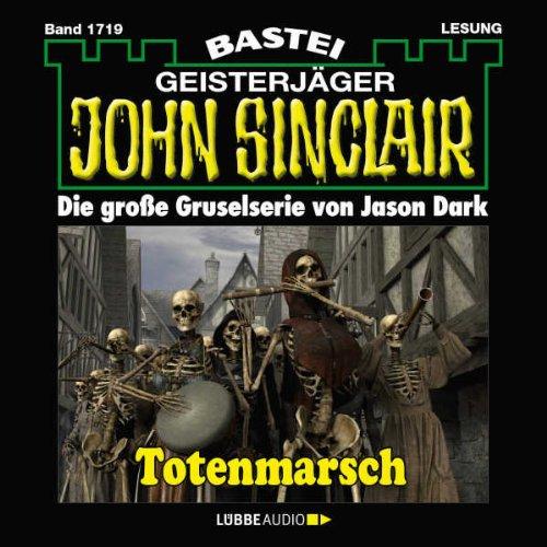 Totenmarsch (John Sinclair 1719) Titelbild