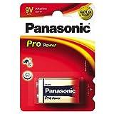 Panasonic Batterie Alkali 9-V Block - Pro Power (Gold Award)