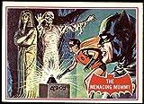 1966 Topps # 3 The Menacing Mummy (Card) VG