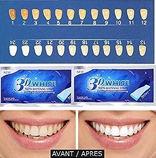 comprar comparacion Blanqueamiento de dientes 3D Blanco - 28 bandas