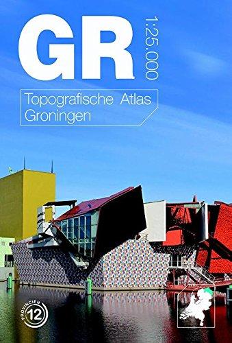 Topografische atlas van Groningen: schaal 1:25.000