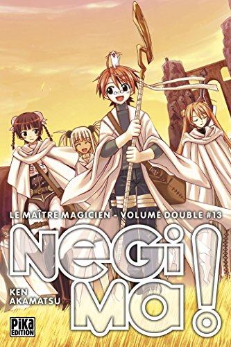 Negima ! Le Maître Magicien T25 & T26
