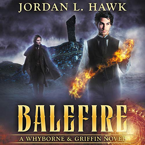Balefire audiobook cover art