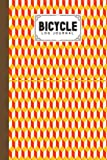 Bicycle Log Journal: Cycling Logbook Cube Cover, Bike Riding, Bicycle Lovers, Log Book to keep track of daily Biking Training | 120 Pages, Size 6' x 9' | by Alexandra Arnold