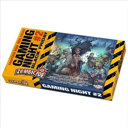 tienda de ventas outlet Edge Edge Edge - Zombicide - Extention Gaming Night 2 - 0817009015931  Venta al por mayor barato y de alta calidad.