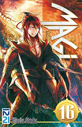 Magi - The Labyrinth of Magic - tome 16