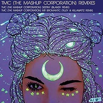 TMC (The Mash Up Corporation) Remixes