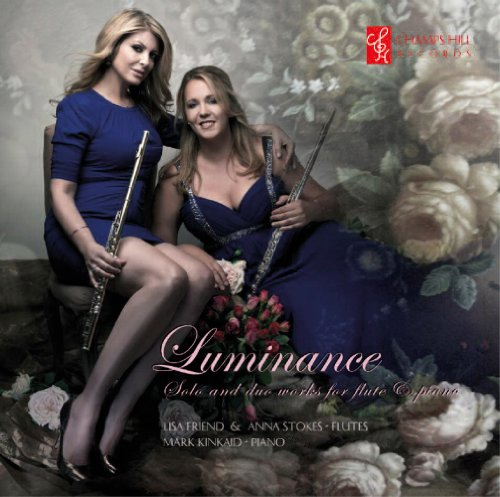 Luminance - Solo- und Duo Werke für Flöte und Klavier