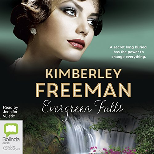 Evergreen Falls cover art