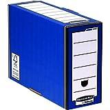 Fellowes Premium Boîtes archives Bleu Lot de 10