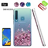 Case for Samsung Galaxy A9 2018 with Screen Protector, Girl