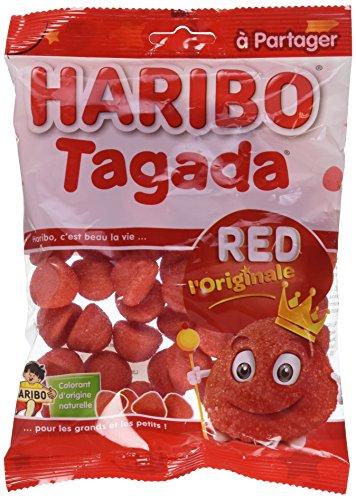 HARIBO Tagada Original (0130940), Fresa, 200 Gramos