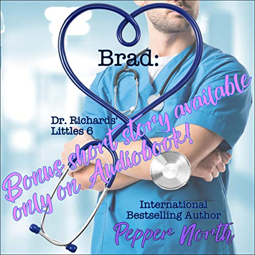 Brad audiobook cover art