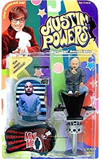 Austin Powers Mini Me Figure