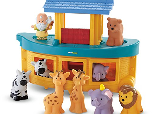 Fisher-Price Little People Noah's Ark,...